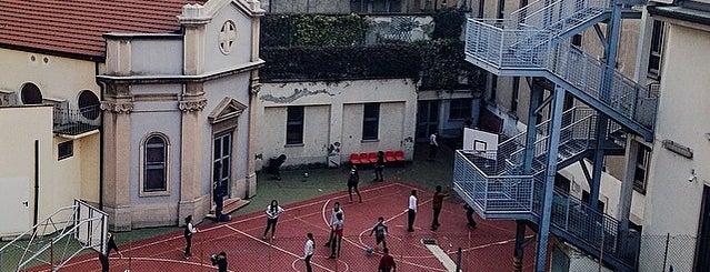 Via Degli Olivetani is one of Milano, Repubblica Italiana.