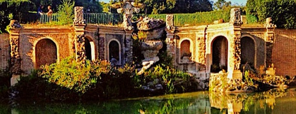Villa Doria Pamphilj is one of Italy.