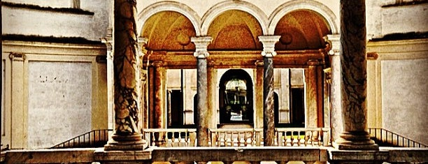 Ninfeo Villa Giulia is one of Roma.