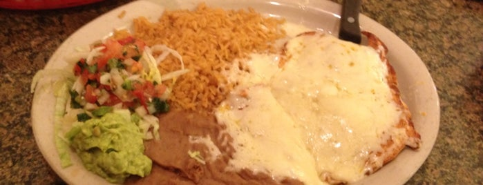 Tino's Restaurant is one of Food -TX,OK,AR,LA.