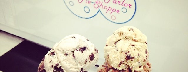 Bubbles Ice Cream Parlor is one of Places I Need To Visit Or Go Back To.