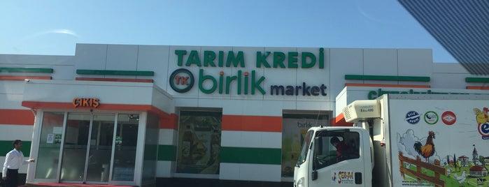 TARMEG Doğal ve Organik Ürün Marketi - Çayyolu Şubesi is one of Tempat yang Disimpan Funda.