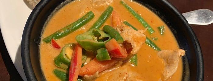 Hub Thai is one of Food.