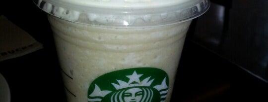 Starbucks is one of Minha Santiago (Chile).
