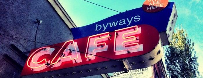 Byways Cafe is one of Best Breakfast Spots in PDX.