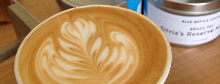 Blue Bottle Coffee is one of LA.