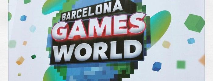 Barcelona Games World is one of สถานที่ที่ Watashi ถูกใจ.