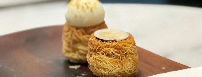 Maison Aleph is one of Paris for foodies.