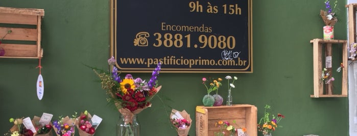 Pastifício Primo is one of Comidinhas — vencedores do Comer & Beber 2013/14.