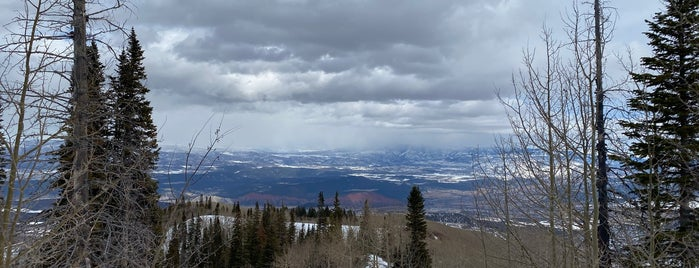 Sunlight Mountain resort is one of Colorado Ski Areas.