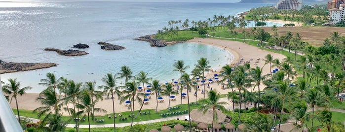 Marriott's Ko Olina Beach Club is one of Tyroneさんのお気に入りスポット.