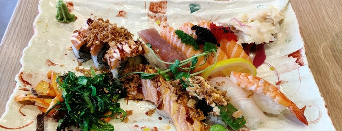 Yume Sushi is one of Stockholm.