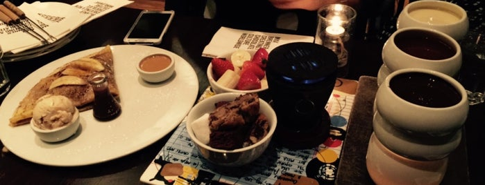 Max Brenner is one of Delicious Desserts.