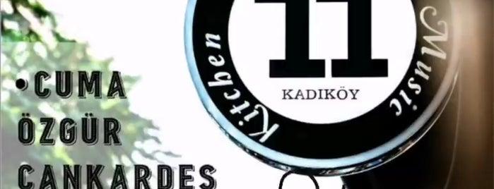 11 Kadıköy is one of Discoda Bir Irlandalı.