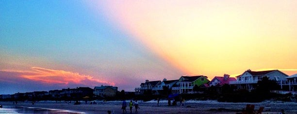 Isle of Palms Beach is one of Favorite Places.