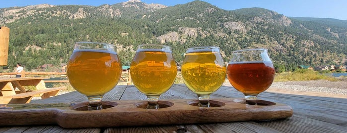 Cabin Creek Brewing is one of Tappin the Rockies...