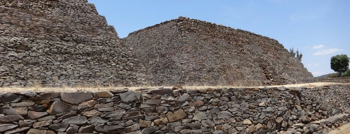 Ihuatzio Zona Arqueologica is one of sebastien : понравившиеся места.