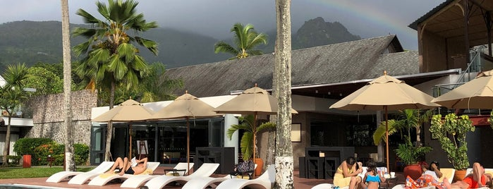 AVANI Seychelles Barbarons Resort&SPA is one of Lugares favoritos de Serap.