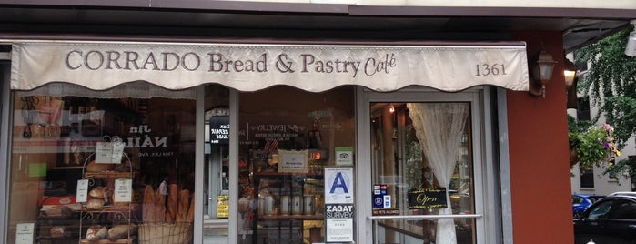 Corrado Bread & Pastry is one of Upper east side food.