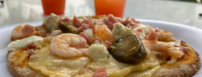 Pizzeto is one of Nuevo Vallarta.