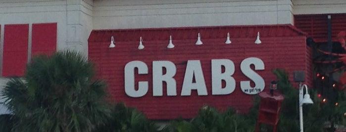 Crabs We Got 'em! is one of Tempat yang Disukai Matthew.