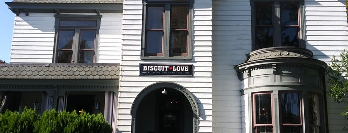 Biscuit Love is one of Tennessee.