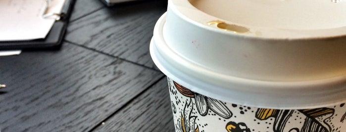Starbucks is one of Tempat yang Disukai 🇹🇷.
