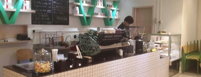 Thirdwave is one of Kopi Places.