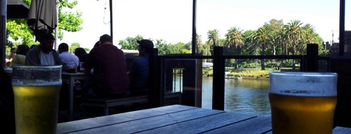 Riverland Urban Beer Garden is one of Melbourne 3000.