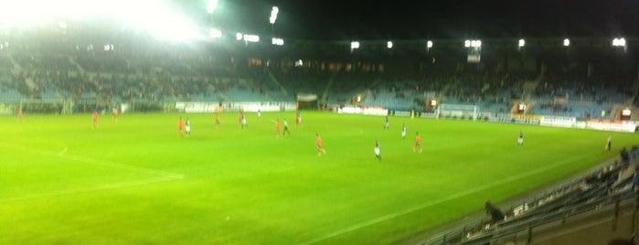 Viking Stadion is one of Part 1~International Sporting Venues....