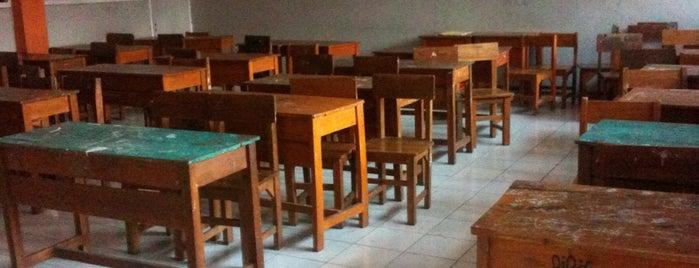 SMA Negeri 18 Bandung is one of Via's.
