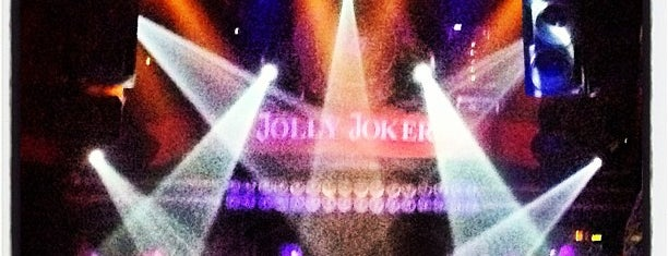 Jolly Joker HQ is one of Mekanlar.
