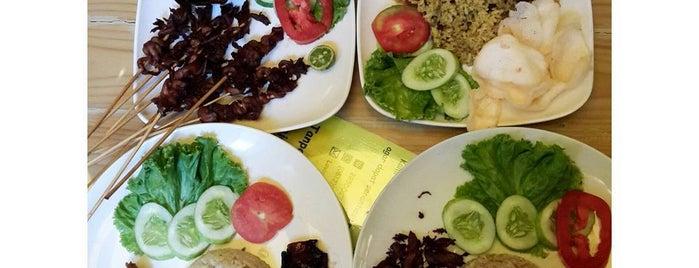 Loving Hut Jatinegara is one of Vegetarian/Vegan Places.