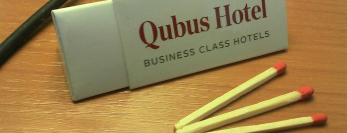 Qubus Hotel Prestige Katowice is one of Business trip hotels.