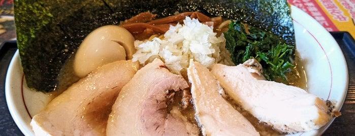 とんちき麺 is one of 行ってみたい2.