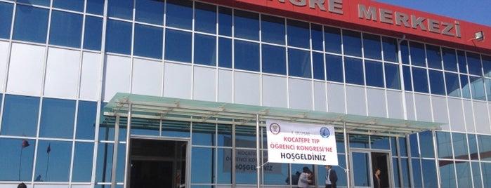 Atatürk Kongre Merkezi is one of Orte, die EmRe 👑 gefallen.