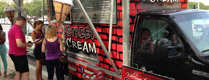 Street Cream is one of DC Bucket List.