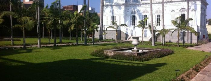 Museo de Arte Colonial Pedro de Osma is one of Lima, Perú.