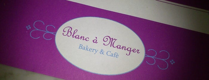 Blanc à Manger is one of H36 a Catania..philosophy of life.. Solo il meglio.