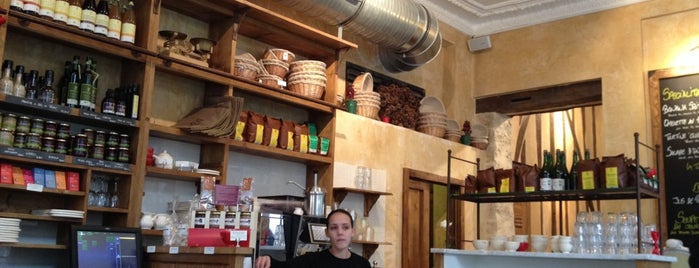 Le Pain Quotidien is one of Working places Paris.