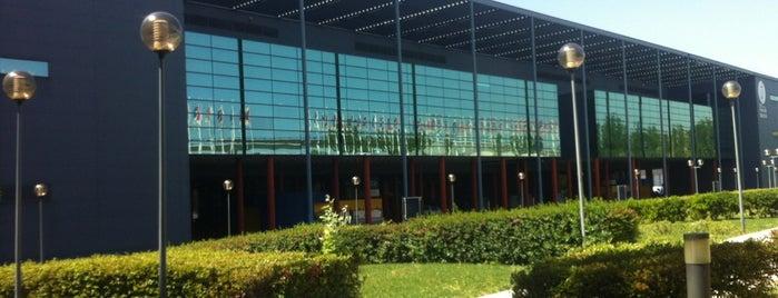 Centro de Convenciones Norte (IFEMA) is one of Lugares favoritos de Miguel.