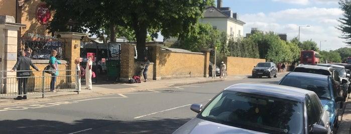 Strawberry Hill is one of London Neighboorhood.