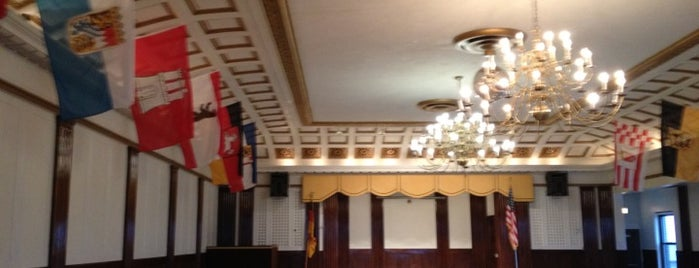 DANK Haus German American Cultural Center is one of Memorable.