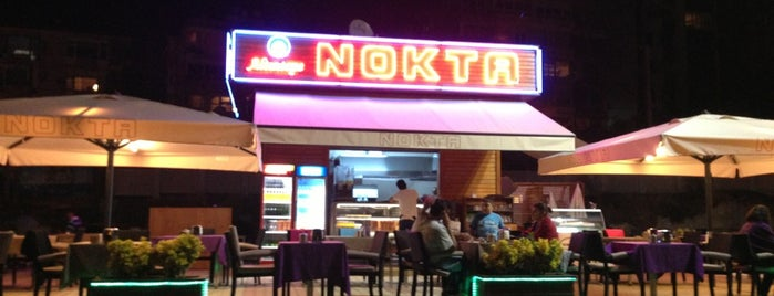 Nokta Cafe is one of Lugares guardados de Mustafa.