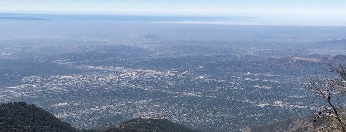 Angeles Crest Highway is one of CA - Pasadena.