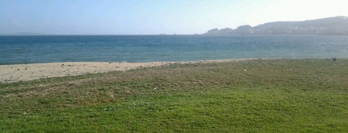 Praia de Coroso is one of Playas de España: Galicia.