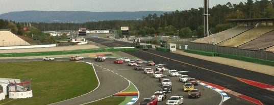 Hockenheimring Motodrom is one of 2014 FIA Formula-1 World Championship Circuits.