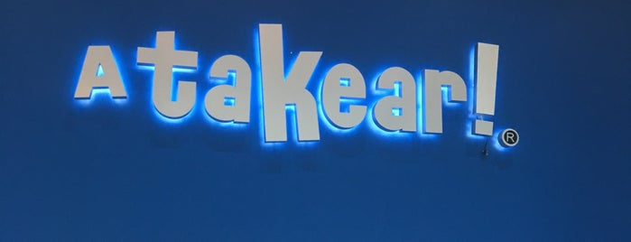 A Takear is one of Tempat yang Disukai Hikaru.
