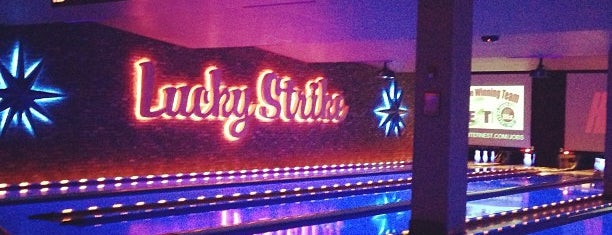 Lucky Strike Philadelphia is one of philly things.