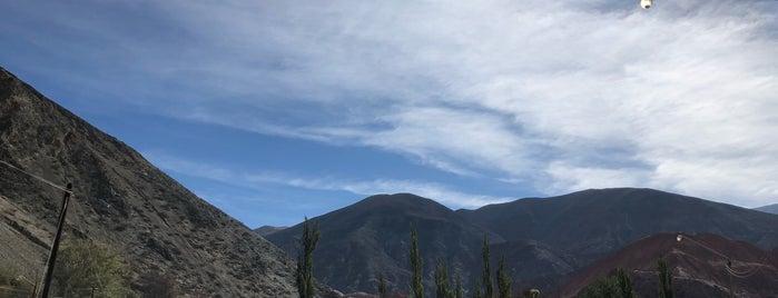 Mirador Cerro de los Siete Colores is one of Argentina Vacation Ideas.